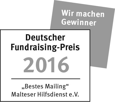 fundango Fundraising Preis 2016